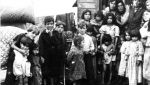 On this day in 1944 , 800 Roma children are gassed at Auschwitz