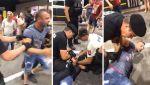Скоро 300.000 луѓе го виделе видеото од ударот на Ромите на бензинска пумпа. Словачките Роми протестираат против полициската бруталност, полицијата ја отфрла злоупотребата
