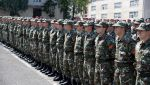 The ARM is recruiting 125 new professional soldiers